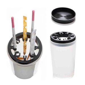 Стаканчик пластиковый для мытья и очистки кистей