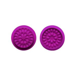 Палетка для клея, фиолетовая
