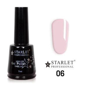 Starlet, Гель-лак №006 «Крем-брюле», 7мл