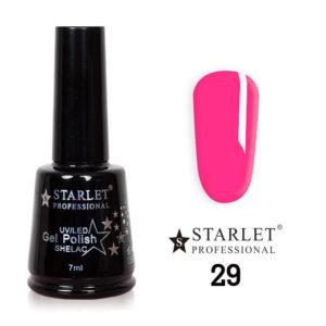Starlet, Гель-лак №029 «Розовые мечты», 7мл