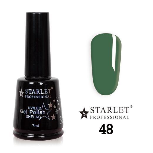 Starlet, Гель-лак №048 «Лиана», 7мл
