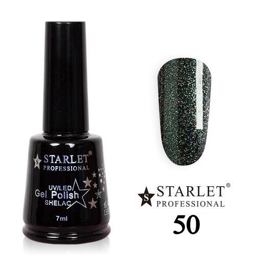 Starlet, Гель-лак №050 «Сказочный лес», 7мл