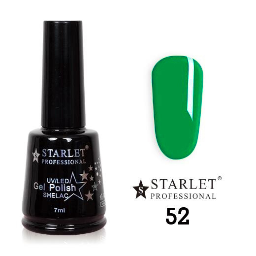 Starlet, Гель-лак №052 «Влюбленная жаба», 7мл