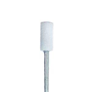Фреза корундовая «Цилиндр» 6мм, белая