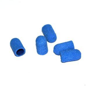 Колпачок абразивный Синий 5х11мм, 180грит