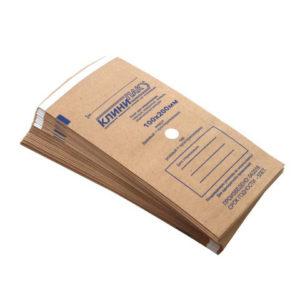 КлиниПак, Крафт-пакеты для стерилизации 100х200мм