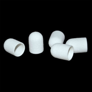Колпачок абразивный Белый 16х25мм, 100грит
