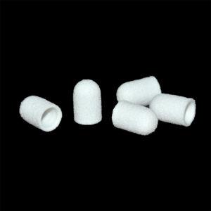 Колпачок абразивный Белый 7х13мм, 100грит