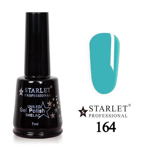 Starlet, Гель-лак №164 «Ментол», 7мл