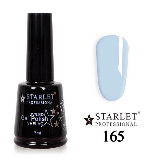 Starlet, Гель-лак №165 «Воздушный поцелуй», 7мл