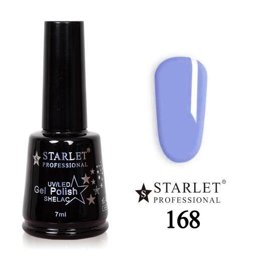 Starlet, Гель-лак №168 «Гавайи», 7мл