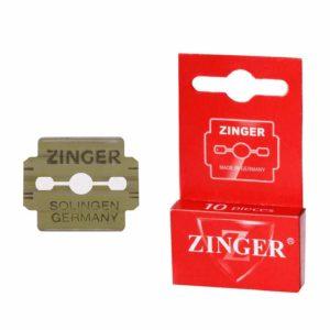 Zinger Solingen, Лезвия для скребка, 1уп (10шт)