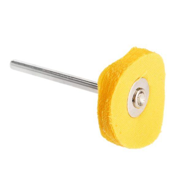 Фреза полировщик для ногтей, желтый