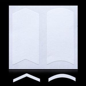 Трафарет для дизайна ногтей №06
