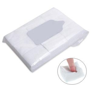 Безворсовые салфетки мягкие, ~650 шт