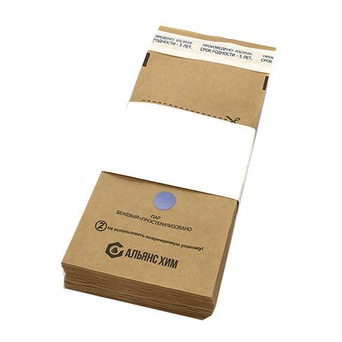 Альянс Хим, Крафт-пакеты для стерилизации 75х150мм