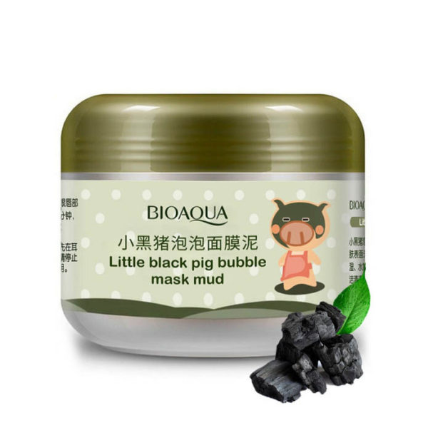 Bioaqua, Маска для лица Кислородная Bubble Mask, 100г