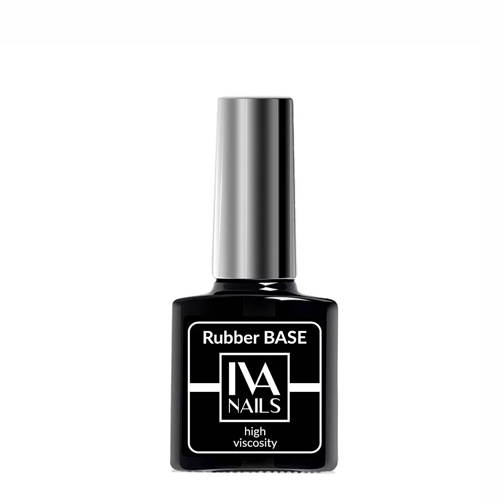 IVA Nails, Base Rubber High Viscosity Каучуковая база, 8мл