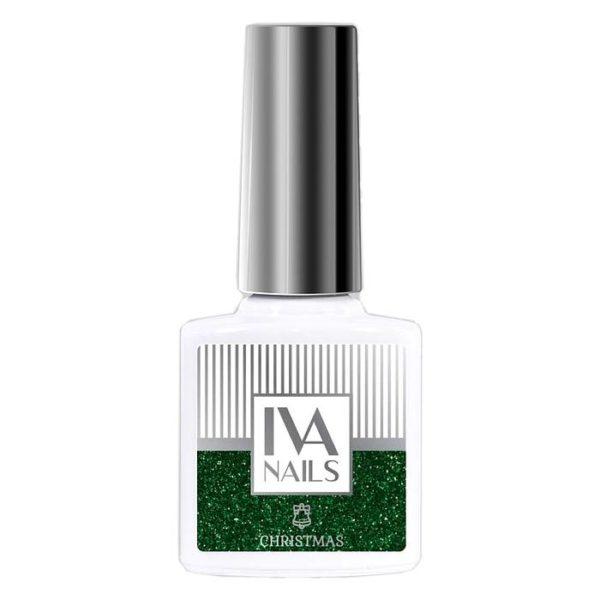 IVA Nails, Гель-лак Christmas №05, 8мл