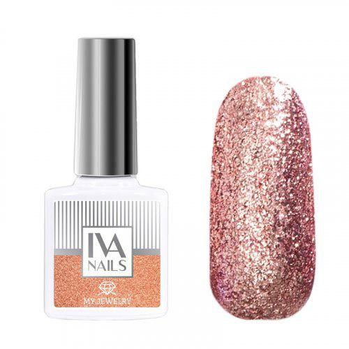 IVA Nails, Гель-лак My Jewelry №05, 8мл
