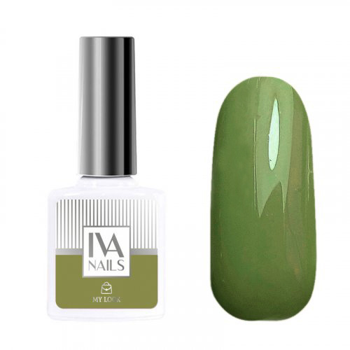 IVA Nails, Гель-лак My Look №02, 8мл