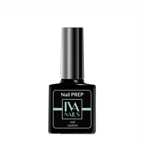 IVA Nails, Nail Prep Дегидратор для ногтей, 8мл