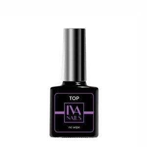 IVA Nails, Top No Wipe Топ без липкого слоя, 8мл