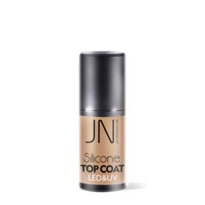 JN, Silicone Top Coat Топ с липким слоем, 10мл