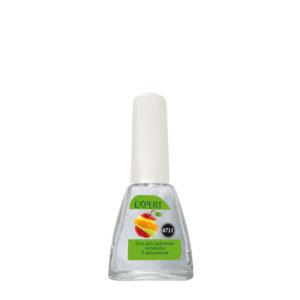 Severina №6711, Гель для удаления кутикулы 5 витаминов, 5.5мл