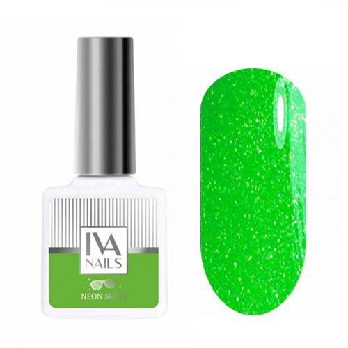 IVA Nails, Гель-лак Neon Shine №03, 8мл