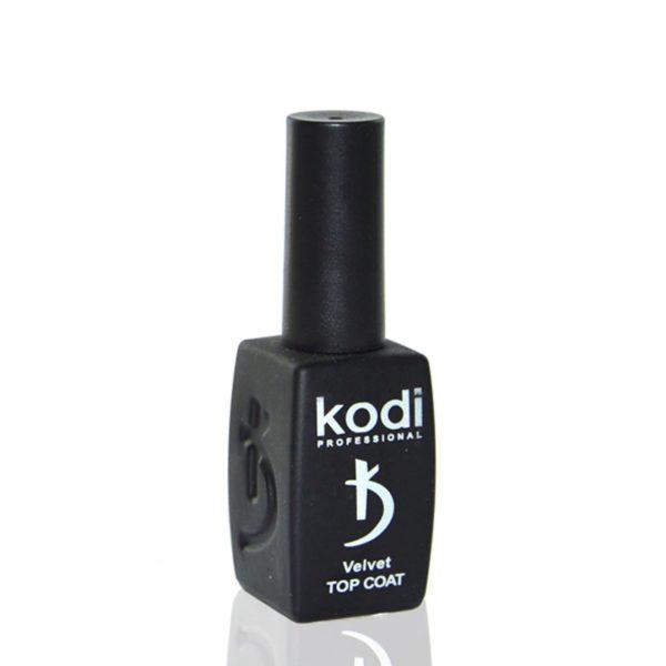 Kodi, Матовый топ Velvet Top, 12мл